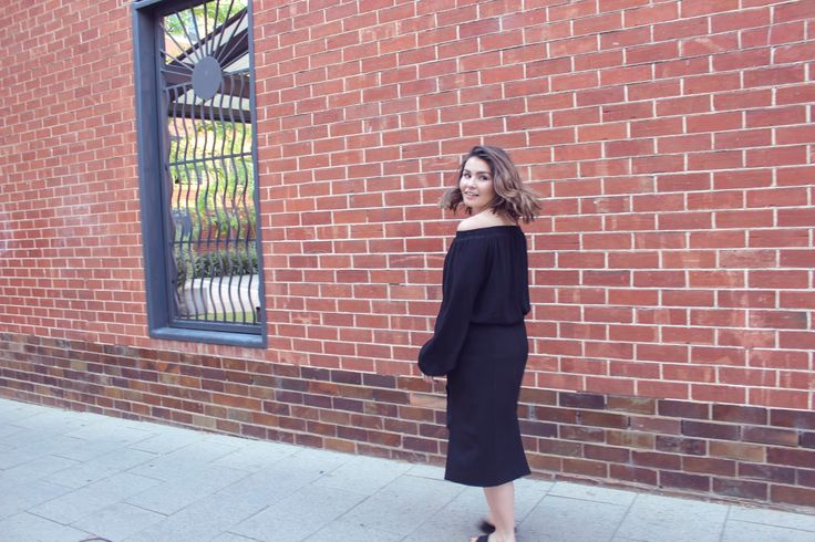 ALL BLACK EVERYTHING: HOW TO WEAR ALL BLACK IN SUMMER | Caity Says