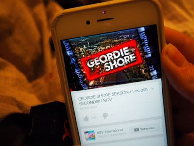 Friday Favourites: 11th March 2016: Geordie shore