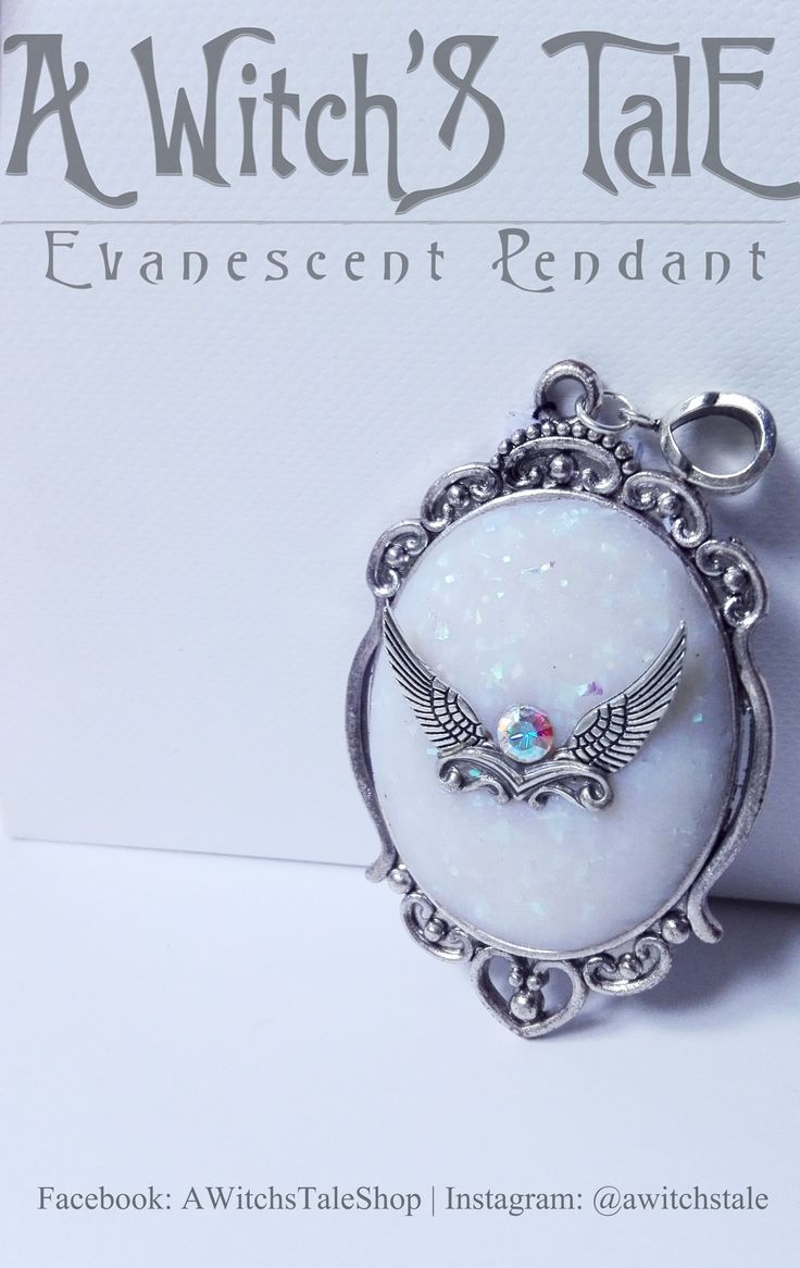 Evanescent Pendant by A Witch's Tale