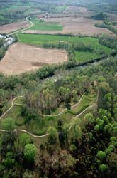 Why do we create Earthworks? www.learner.org. Great Serpent Mound. Adams County, southern Ohio. Mississippian (Eastern Woodlands). c. 1070 C.E. Earthwork/effigy mound.
