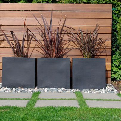 Transform Your Backyard with Simple Planters