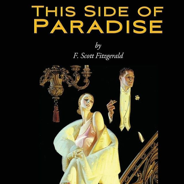 This Side of Paradise (Wisehouse Classics Edition) by F. Scott Fitzgerald http://ow.ly/EU893002zFu #FREE #EBOOK