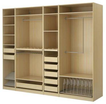 Ikea Wardrobe Closet Organizers And Storage Systems.