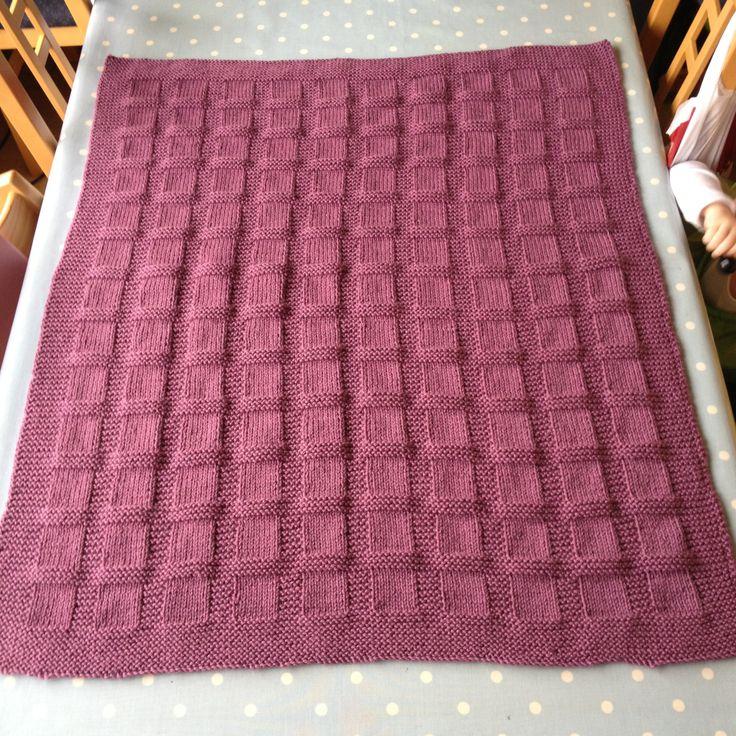 Exelent Baby Blanket Knitting Patterns Debbie Bliss Mold Easy