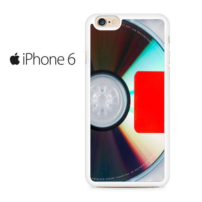 Kanye West Yeezus Album Cover Iphone 6 Iphone 6S Case
