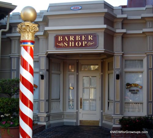 Main Street Barber Shop, Change Your Hair Color