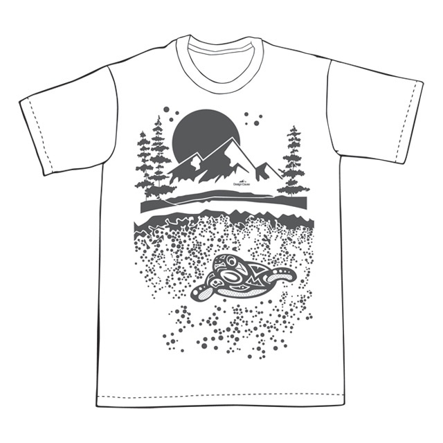 This design was originally inspired by professional snowboard photographer, Jeff Patterson, who travels the world capturing incredible stories and cool photos. The design of this shirt changed a lot from its original concept, but for me, its important to remember it came from Jeff's photo:   (http://pattersonimages.photoshelter.com/portfolio/G0000W.Ov8.izTvI#I00005nZoQMafJGg).  $26