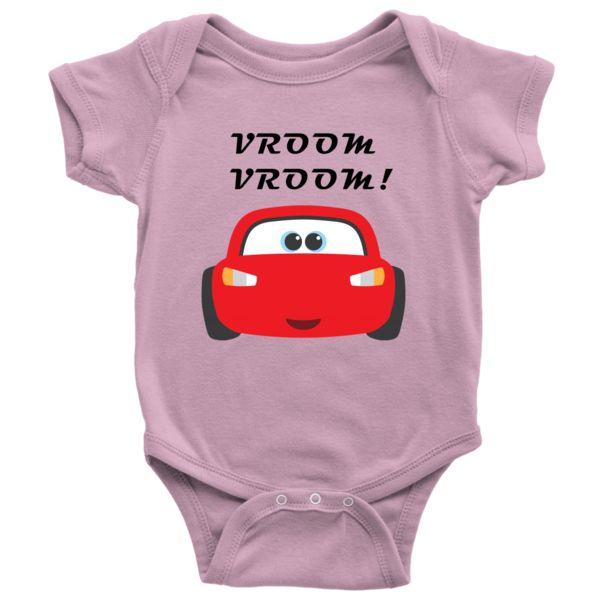 Baby Girl onesies! Disney Cars Movie theme! Lovely bodysuit for your little racer! //// Ropa para bebe tematica Cars!