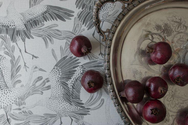 Emma von Brömssen för Eco Wallpaper <3