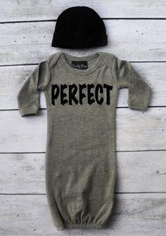 Krankenhaus-Outfits für Neugeborene jungen von BornFabulousNewborn