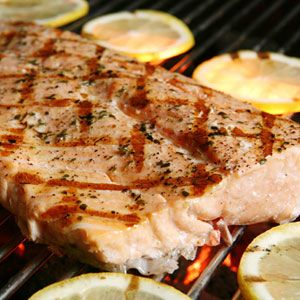How to grill salmon or fish on a gas grill - Delish