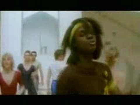 Jermaine Stewart Word is Out video 1984 and THIS was the joint