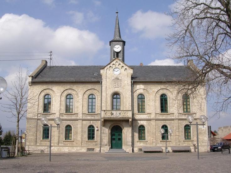 Ingelheim am Rhein - Altes Rathaus Nieder-Ingelheim
