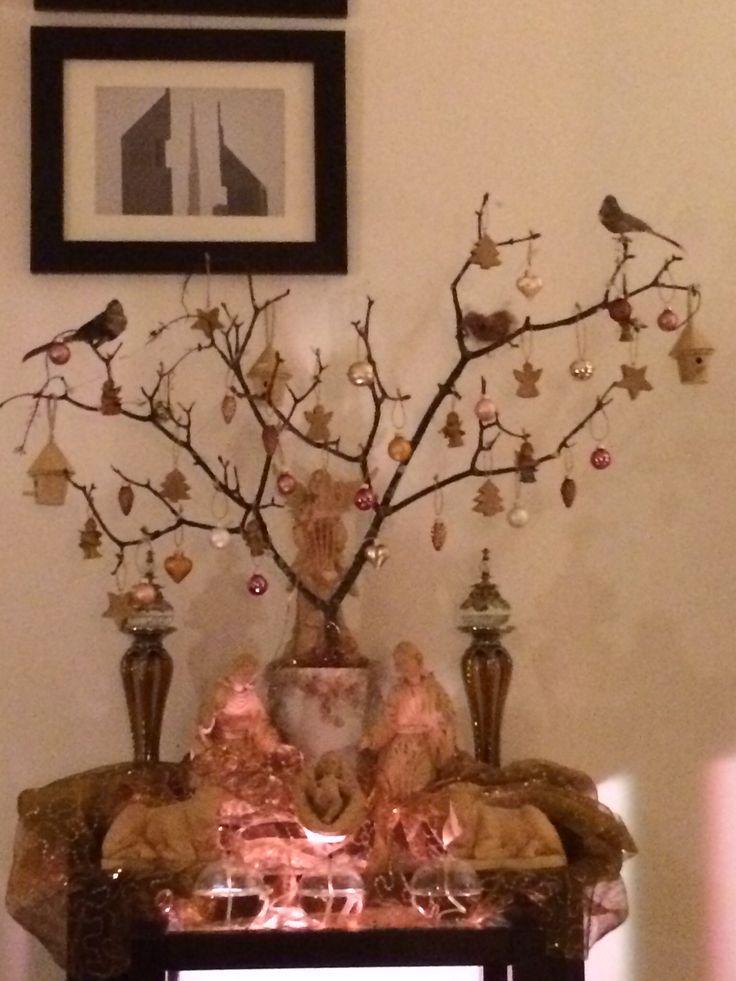 Chamizo de navidad mps elementos decorativos - Decorativos de navidad ...