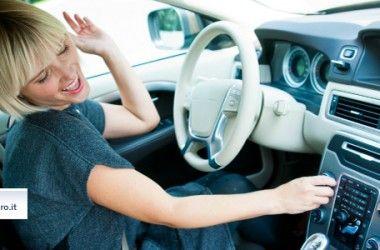Che si tratti di un viaggio con gli amici, un trasloco o una semplice gita fuori porta, non vi è momento in cui la musica non ci accompagni in auto.