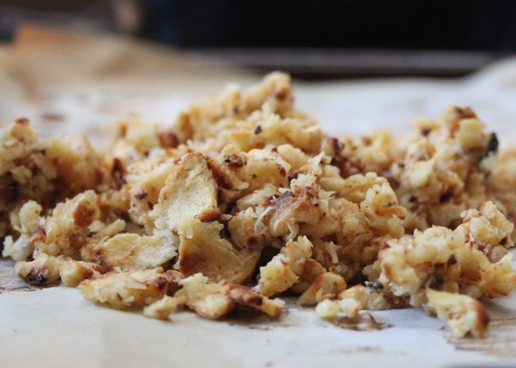 Update your Fall menu with a few tips from Coryanne Ettiene on how to make roasted parsnip rice