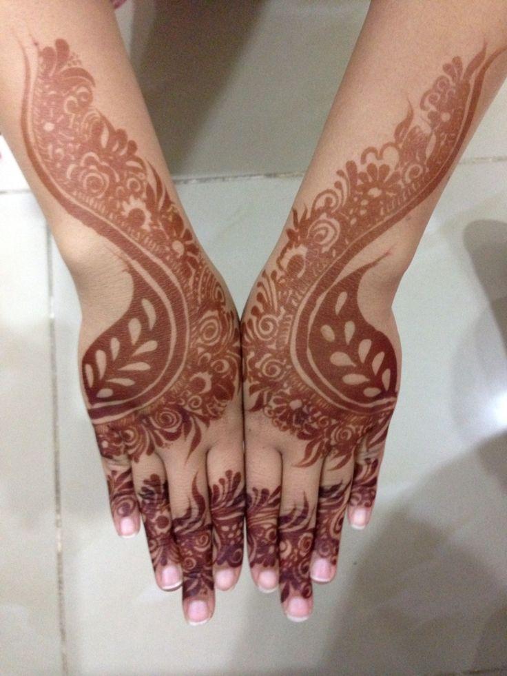 Kipepeo own henna