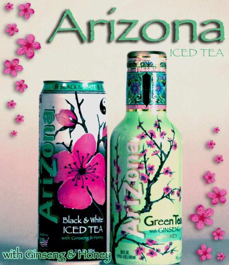 Arizona Iced Tea - probably the best Ice Tea in the World