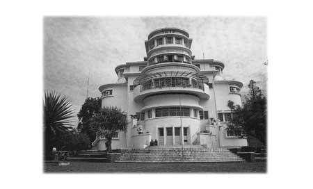 Villa Isholla (Bandoeng Tempo Doeloe)