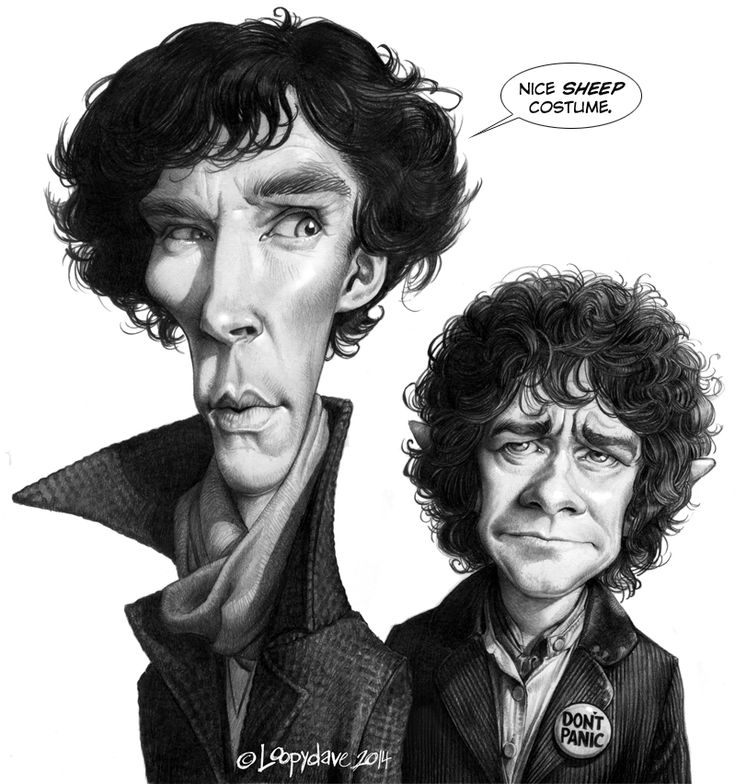 """Sherlock"" by Loopydave.deviantart.com on @deviantART"