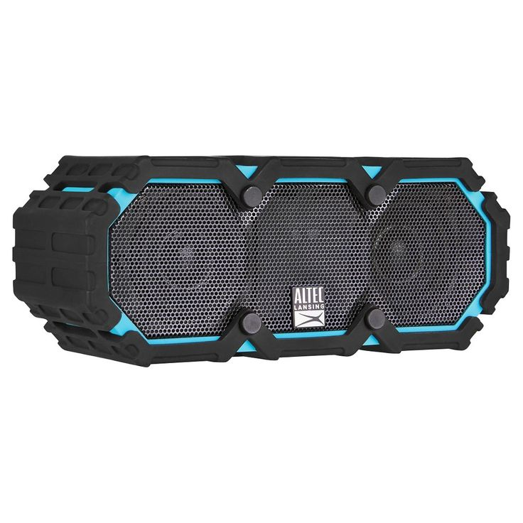Altec Mini Life Jacket 3 Bluetooth Waterproof Speaker - Aqua (Blue)