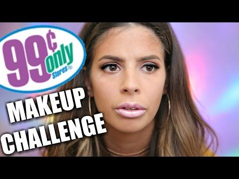 99 Cent Makeup Challenge Leaves A Lot To Be Desired - One Country