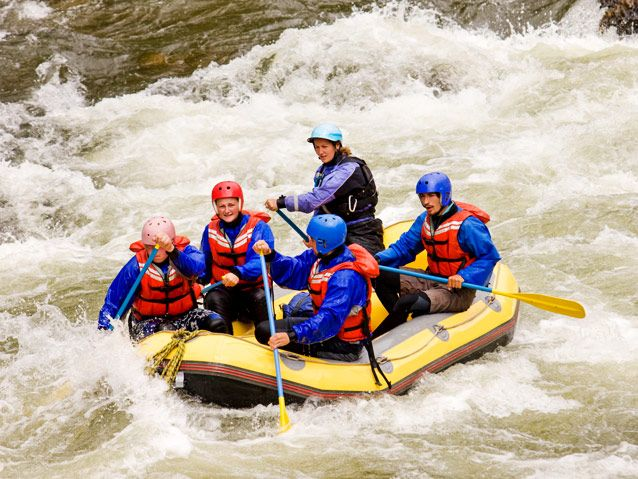 What could be more thrilling than succumbing to the power of a mighty river and going along with its flow? Check out Sri Lanka's adventure activities!