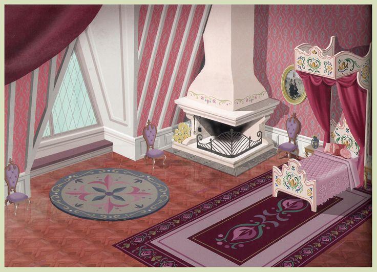 Frozen - Arendelle Castle Concept Art - Frozen Photo (37451734) - Fanpop