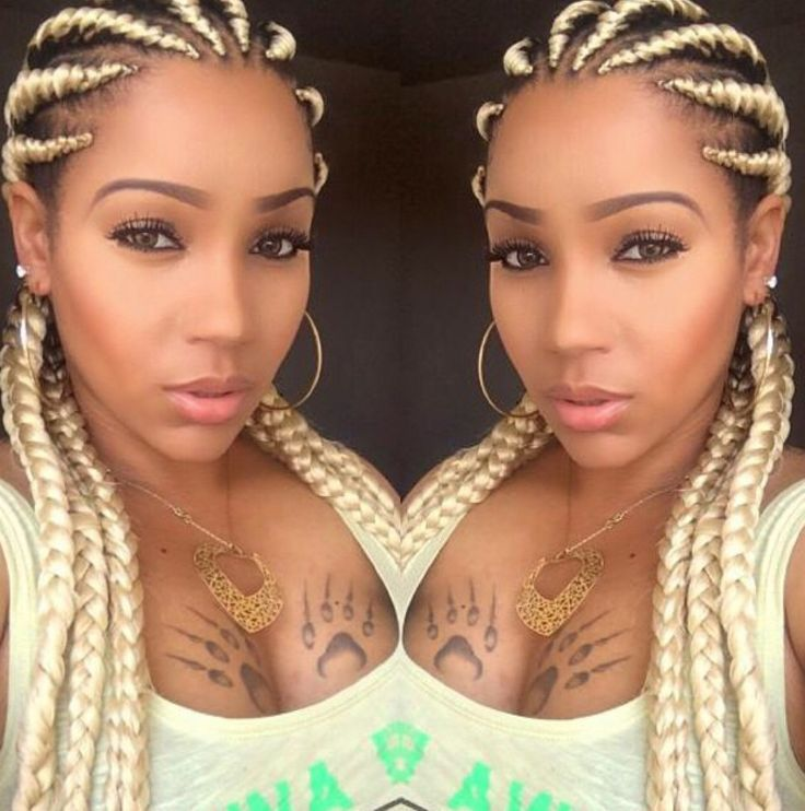 Miraculous 1000 Images About Straight Back Braids On Pinterest Ghana Hairstyle Inspiration Daily Dogsangcom