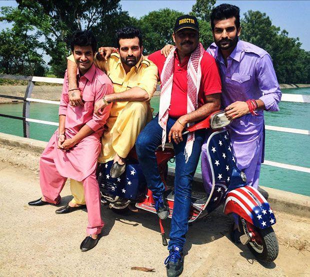 Canada Di Flight Punjabi Movie - Hans Raj son's debut together