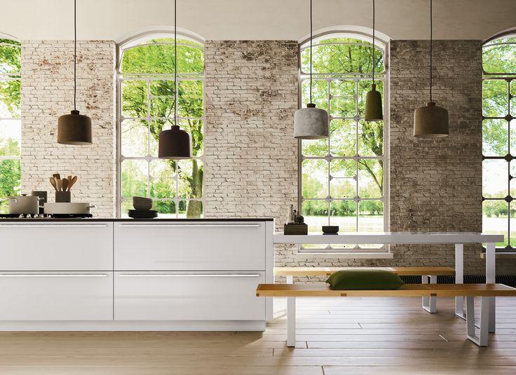 60 best KITCHEN COLLECTION images on Pinterest Contemporary unit - möbel rehmann küchen
