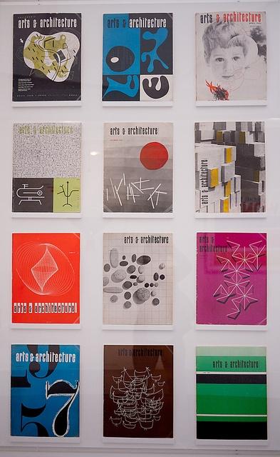 Arts and architecture magazines lacma california design for Architectural design magazine