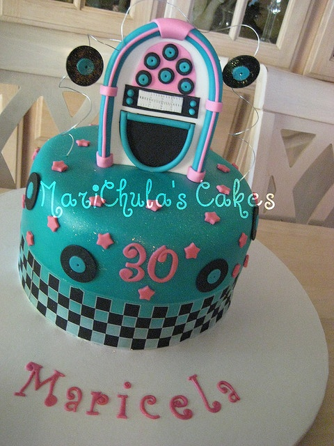 Rock N Roll Cake My Cakes Pinterest Rocks Photos