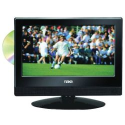 m000080244_s7 Best Deal Naxa (r) 13.3' Widescreen LED HD Television With Built In DVD Player