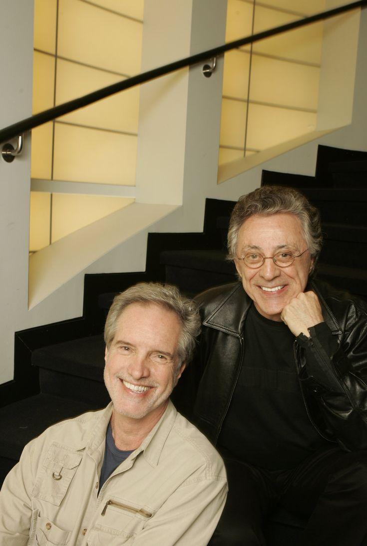 New interview with Bob Gaudio - Bob Gaudio (left) and Frankie Valli still maintain a tight friendship.
