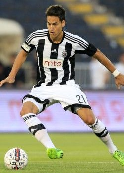 Name: Marko Jevtovic Nationality: Serbian Date of Birth: 1993-07-24 Position: Defensive Midfielder Preferred Foot: Right Height: 192 cm Weight:83 kg Team: Partizan (Serbia)