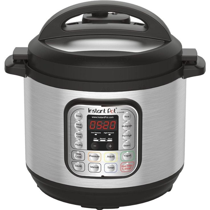 Amazon.com: Instant Pot DUO80 7-in-1 Multi-Use Programmable Pressure Cooker, 8 Quart/1200W: Kitchen & Dining