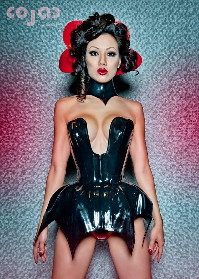 Jade Vixen: 18 Best Cojac Photography Latex Images On Pinterest
