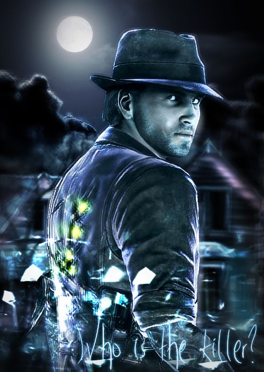 Murdered: Soul Suspect Who is the Killer?