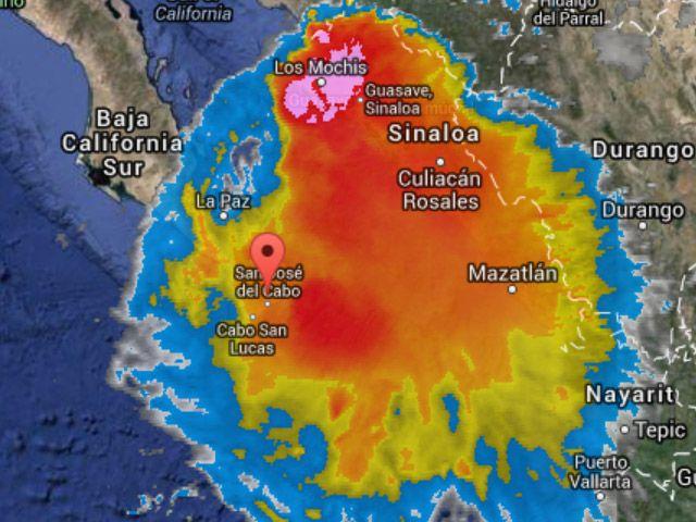 Se esperan lluvias y tormentas eléctricas #Clima #LaPaz #LosCabos #BCS / http://noticabos.org/2014/08/17/estado-del-tiempo-bcs/