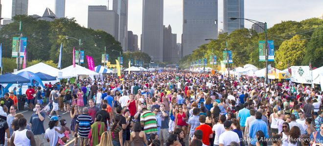 Taste of Chicago – Things to See & Do – Events Calendar - Choose Chicago