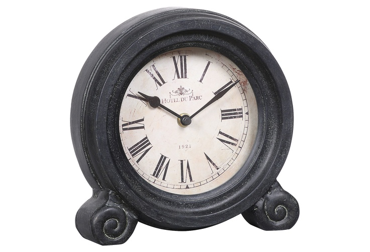 Black Mantel Clock on One Kings Lane today
