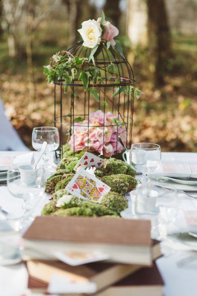 17 meilleures id es propos de alice aux pays des merveilles sur pinterest pays des - Decoration de mariage feerique ...