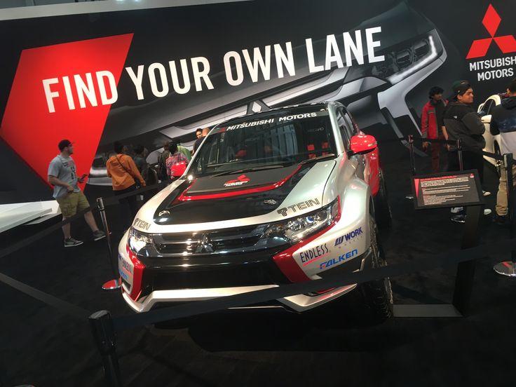 Mitsubishi #findyourownlane