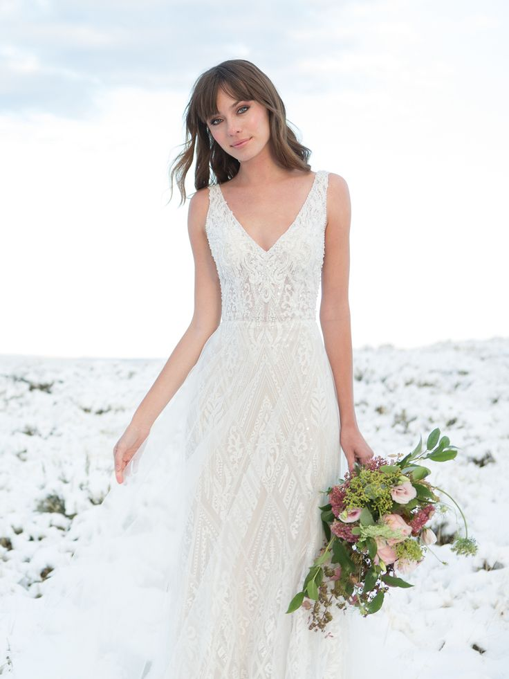 Allure Bridals and Allure Couture at the Country Bride and Gent in West Point, PA. #bridalgowns #weddingdress