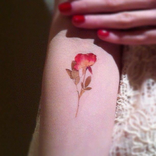 watercolour tattoo - Google Search