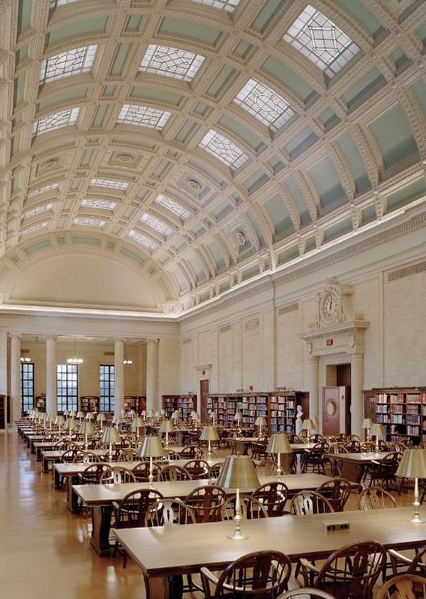14 Stunning University Libraries