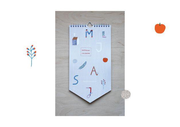 Geburtstagskalender (jahresunabhängig) Ideal für Groß und Klein – um Geburtstage oder auch andere wichtige Termine einzutragen. Der immerwährende Kalender besticht durch seine besondere...