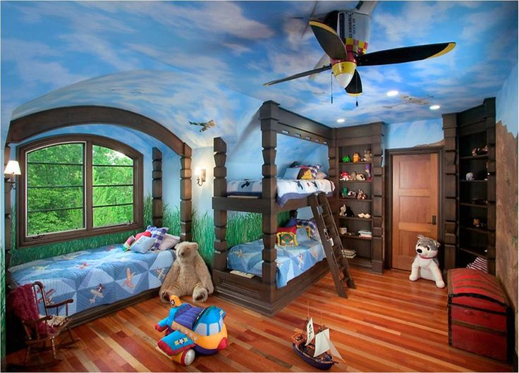 You may fulfil the dreams of your kid with our stretch ceilings.