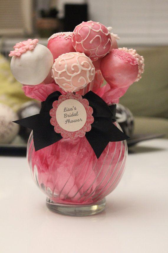 Best images about bridal shower cake pops balls on